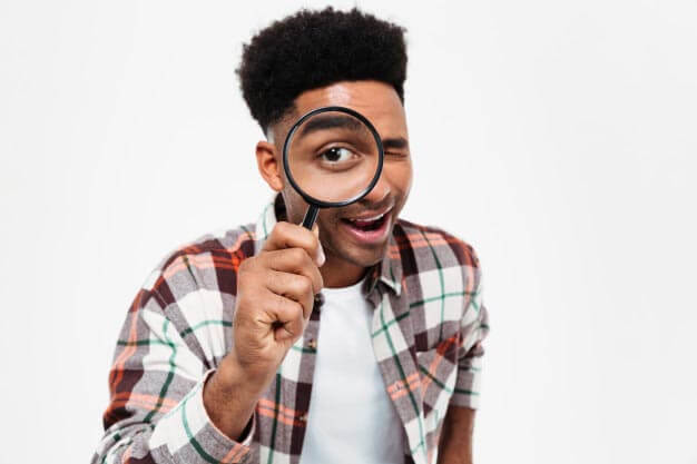 Lookinf for a Job - Guy Searching