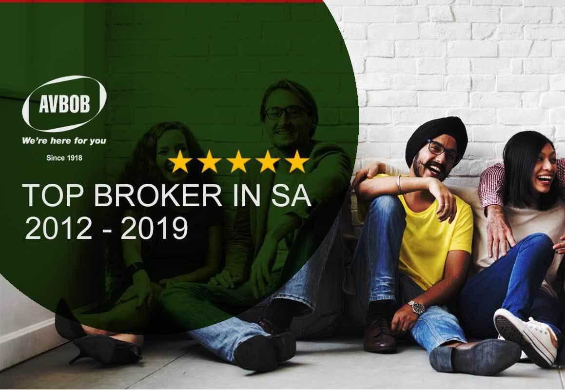 Best AVBOB Broker in South Africa Award